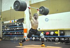 PHOTO OF THE DAY!  Dimitry Klokov hitting a 197kg Jerk thanks to hookgrip! — with Dmitry Klokov and Dmitry Klokov.