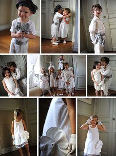 robe 3 trous avec volant (sans grosse fleur et adaptée à vos couleurs)