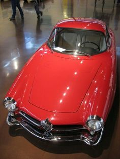 Alfa Romeo Giulia Sprint Speciale (1959-1966)