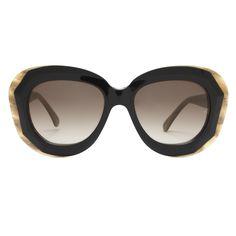 6966b4f62c4 Norum in Black Wood - Oliver Goldsmith Sunglasses -