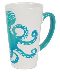 Look at this Octopus Latte Mug on today!