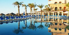 Hotel Royal Solaris in Los Cabos (San Jose Del Cabo). Great resort and EXCELLENT service. Will be going back!