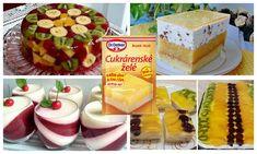 Najobľúbenejšie želé dezerty, ktoré si zamiluje celá rodina. Cheesecake, Cheesecakes, Cherry Cheesecake Shooters