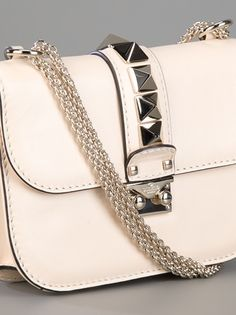 VALENTINO Studded Shoulder Bag <3