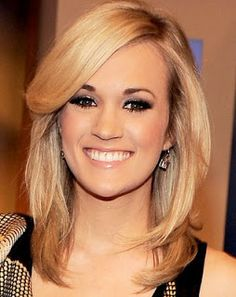 carrie underwood medium hair cut this is what I am thinking about getting