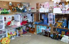 Living A Doll's Life : MY HISTORICAL DOLL ROOM