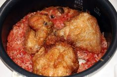 (;゚д゚)ゴクリ…【メチャ簡単レシピ】材料ぶち込むだけの「ケンタッキーチキン炊き込みご飯」 がヤバウマ!冷えたチキンの再利用に最適