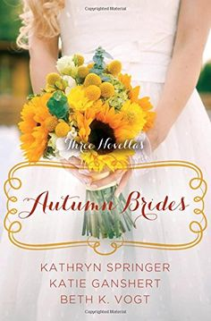 Autumn Brides: A Year of Weddings Novella Collection by Kathryn Springer http://smile.amazon.com/dp/0310339243/ref=cm_sw_r_pi_dp_WU7Pvb0S380YZ