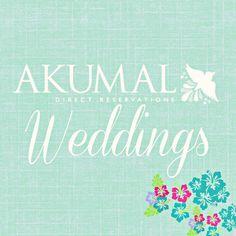 """Say """"I do"""" in Akumal ! #akumaldirectreservations #weddings"""