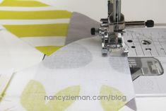 How To Sew a Scrap Buster Stripe Quilt Binding | Nancy Zieman