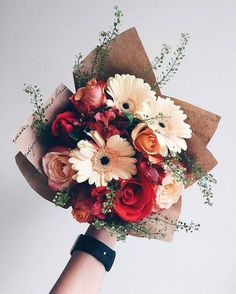 flower bouquet images, image search, & inspiration to browse every day. My Flower, Wild Flowers, Beautiful Flowers, Flower Aesthetic, Planting Flowers, Floral Arrangements, Wedding Flowers, Floral Design, Bloom