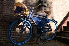 Astare kiest voor de fiets.