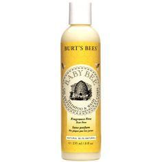Burt's Bees Shampooing et Nettoyant sans Arôme 227ml