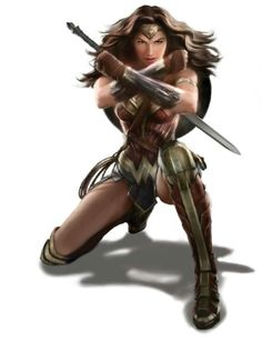 PNG Mulher Maravilha (Wonder Woman movie, Batman V Superman, Liga da Justiça, Justice League) - PNG World
