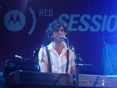 Mika - MOTOROLA RED SESSION London - Spitalfield 1st December 2006