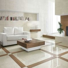 Floor Tile Designs Create A Dramatic Look For Living Rooms Small Bathroomsfloor Spaces