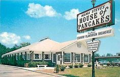 VA Williamsburg Mama Steve's House of Pancakes