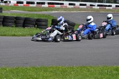 Being chased, Llandow