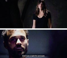 Agents of S.H.I.E.L.D. - Skye and Ward || Damnit... I still ship it. Even if he is a crazy bastard.