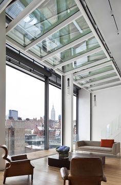 Metal Shutter Houses / Shigeru Ban Architects + Dean Maltz Architect , West 19th Street, New York