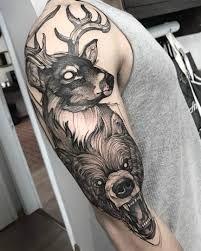 Resultado de imagen para tatuajes de oso minimalista