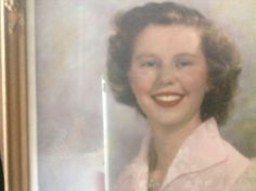My mother at 20 we think she is so much like Shirley Temple even more so in earlier yrs but have to find one