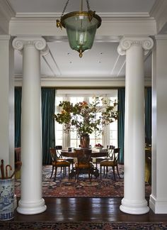 brjudge: When done right columns can be an absolutely wonderful part of a home.