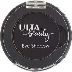 ULTA Eyeshadow Single Late Night (deep black matte)