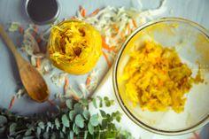 Turmeric Sauerkraut — Cultured Guru
