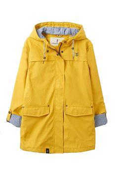Raincoats For Women Closet Yellow Coat, Yellow Raincoat, Rubber Raincoats, Belle Dress, Raincoats For Women, Sweet Dress, Waterproof Fabric, Pink Stripes, Jackets