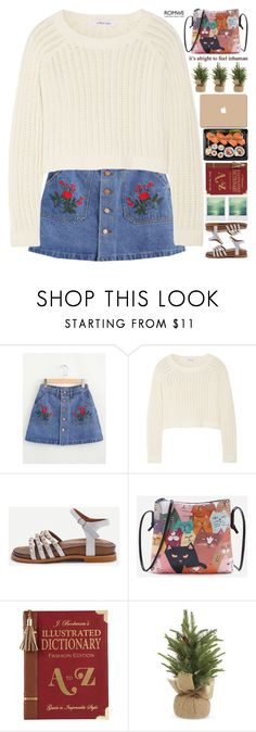 """ascention"" by scarlett-morwenna ❤ liked on Polyvore featuring Elizabeth and James, BeginAgain Toys, ALDO, The White Company, 3M and vintage"