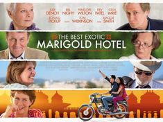 The Best Exotic Marigold Hotel (Movie) - Indiaphile