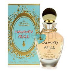 Vivienne Westwood Naughty Alice Eau de Parfum para mulheres | fapex.pt