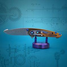 Steigerwald Knives Assist-Ti Prototype