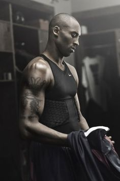Mr. Kobe Bryant! Age aint nothin but a number! Dont Hate, take a lesson  learn! #bleedingpurplegold that would be me!!!