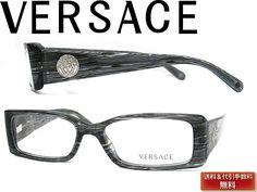 c2be929e5b86 woodnet  Glasses VERSACE Versace eyeglass frames eyeglasses black 0VE-3090-GB1  branded