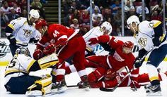 Nashville Predators-Detroit Red Wings: Evolution Of A Rivalry