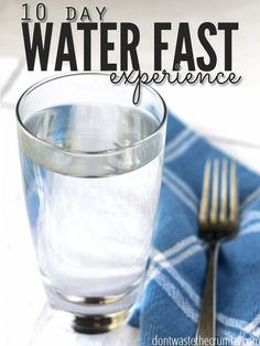This is a personal story of water fasting for 10 days. No food, no medicine. Find out the benefits, challenges, and results of water fasting.