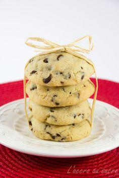 L'Accro au sucre a un blog: Les Pillow Cookies: quand un brownie se cache dans...