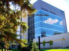 National Institute for Nanotechnology, Faculty of Engineering | University of Alberta Campus Photo - Edmonton, Alberta, Canada | FollowPanda...