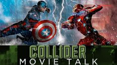 Collider Movie Talk - When Will The Civil War Trailer From D23 Be Released?