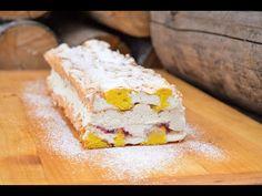 Mini Pavlova, Cheesecake Cake, Dessert Recipes, Desserts, Cornbread, Nutella, Feta, Cereal, Food And Drink