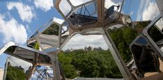Tomas Saraceno and His Etherial World : Cloud City at the MET