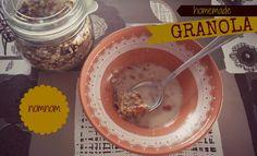 Z ljubeznijo, Mama. : Domača granola