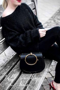 Chloé Nile Bag small in black