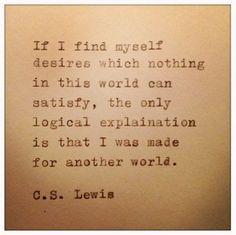 Grief, Grief Quotes, CS Lewis Quotes