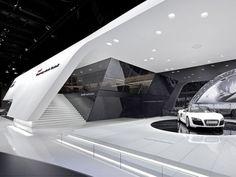 Audi - IAA Frankfurt 2009 | Schmidhuber