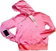 Bubblegum Pink Standard Issue Lite Unisex Hoodie with hb3 Microphone