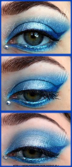 Ariel Make Up ~ Make Up & Beauty with a Princess Touch: ♕ Disney Inspired Make Up ♕ Princess Cinderella ♕ {In Collaborazione con Foffyland}
