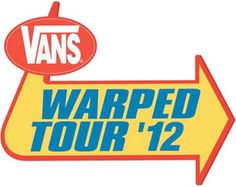 Warped Tour!!!!! Gonna apply for '13 pit reporter and any job/volunteer option i can get!